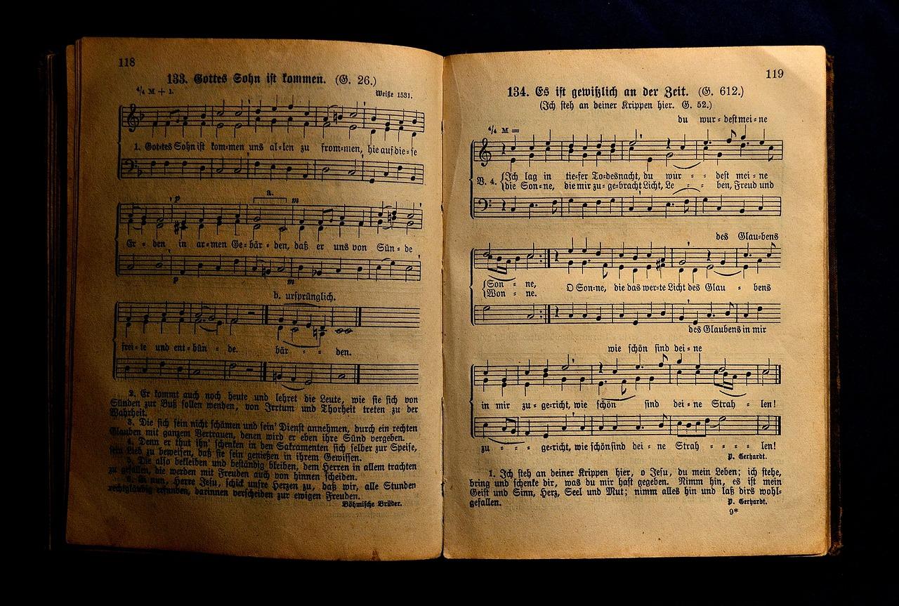 【特集】懐かしい『昭和福音詩歌集』全38曲を聞こう